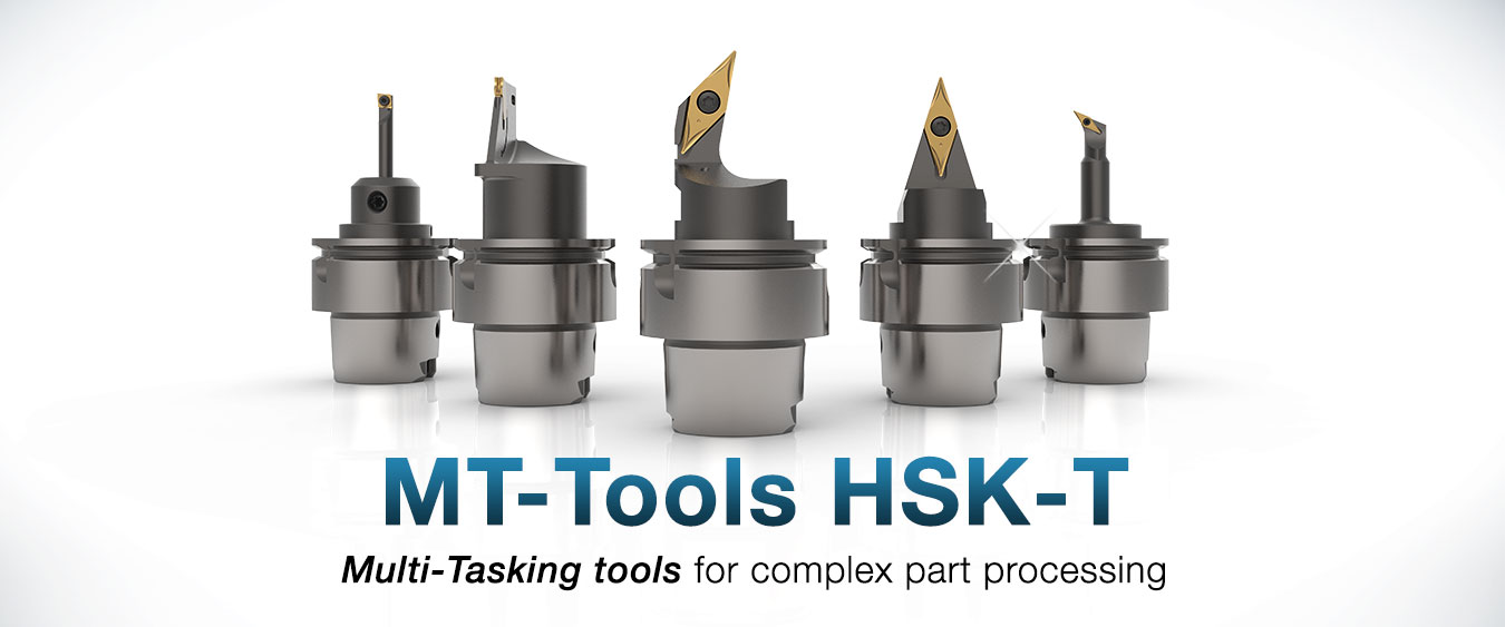 Multi-Tasking tools for complex part processing